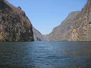 Grijalva River river in Mexico