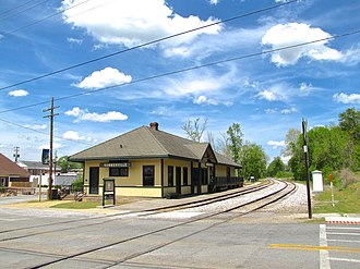 Summerville, Georgia - Summerville Depot