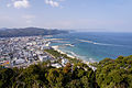 Sumoto city view from Sumoto Castle Awaji Island Japan02n.jpg