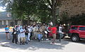 Sunday Second Line on Maple Street 3 June 2012 2.jpg
