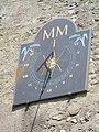Sundial, St Mary's Church - geograph.org.uk - 1345337.jpg