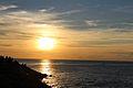 Sunrise at Kanyakumari peninsula -South India.jpg
