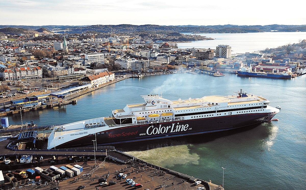 Book color line ferry - Book Color Line Ferry 6