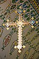 Suspended Cross in the Chancel Arch.jpg