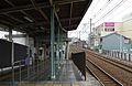 Suwanomori Station platform2012-1.jpg