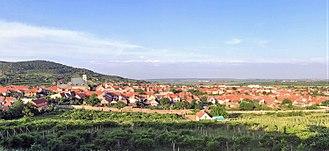 Svätý Jur - Panorama view