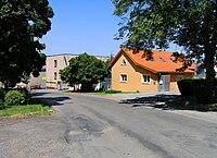 Svémyslice, road to Brandýs.jpg