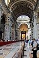 Sv Petr Vatican interier 26.jpg