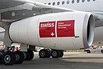 Swiss International Air Lines Airbus A340-313 HB-JMF (30031882664).jpg