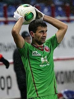 Syarhey Kislyak Belarusian professional footballer (born 1987)