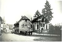 Synagoge Bühl (Baden) Landesarchiv Baden-Wuerttemberg Hauptstaatsarchiv Stuttgart EA 99-001 Bü 305 Nr. 253.jpg
