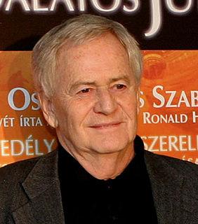 István Szabó Hungarian film director, screenwriter, and opera director