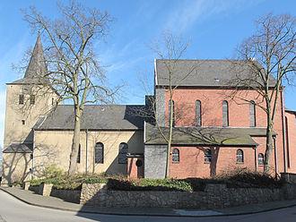 Selfkant - Image: Tüddern, kerk foto 6 2011 03 20 09.49