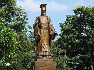Lý Thái Tổ Emperor of Đại Cồ Việt