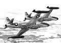 T-33 Jet Trainers Williams AFB June 1949.jpg