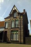 foto van Diep woonhuis in Art Nouveau stijl
