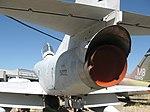 TA-4J port side, horizontal stabilizer, wings, flaps, aft fuselage (6096993101).jpg