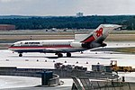 "TAP Air Portugal Boeing 727-82C CS-TBO ""Costa do Estoril"" (26381272294).jpg"