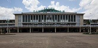 TAZARA Railway - Tazara Railway Station in Dar es Salaam