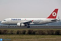 TC-JPM - A320 - Turkish Airlines