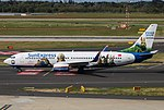 TC-SNY Boeing 737-800 SunExpress Peter Hase DUS 2018-09-01 (14a) (42759789490).jpg