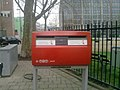 TNT Post standard mailbox in the Netherlands 2012.jpg