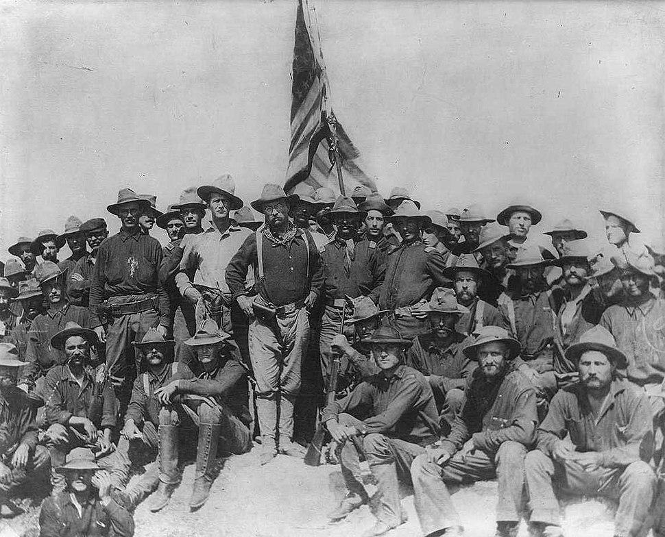 TR San Juan Hill 1898