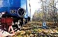 TU2-062 in motion (Antonivka - Zarichne railway).jpg