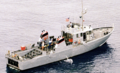 TWR-7 Chaparral during an exercise near San Diego.png