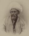 Tajiks. Ishan Khodzha, Kazi (Judge) of Samarkand.png