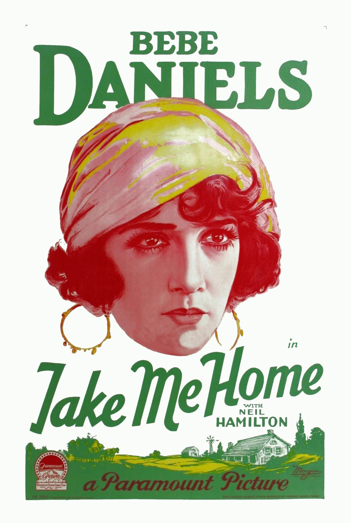 Take Me Home  1928 Film