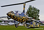 Takeoff. Calidus. (14908666325).jpg