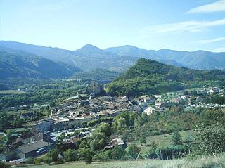 Tallard Commune in Provence-Alpes-Côte dAzur, France