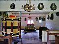 Tallinn Ethnografisches Museum Rocca al Mare Kirche Innen 3.JPG