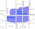 Tam O'Shanter-Sullivan map.PNG