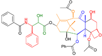 Taxol Total Synthesis Color