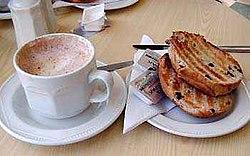 Marshmallow Tea Cakes Tesco