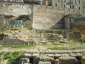 Roman theatre of Tarraco - Roman theatre of Tarraco