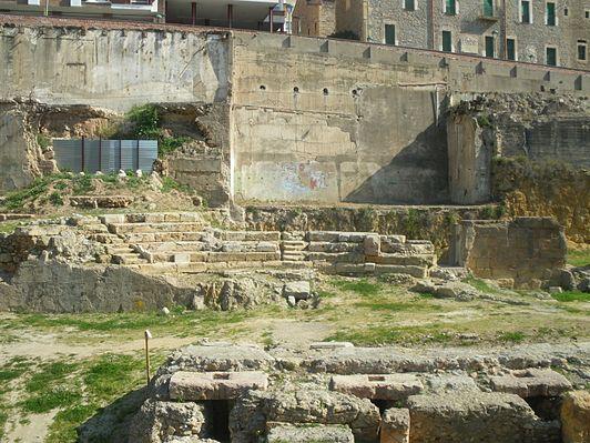 Roman theatre of Tarraco