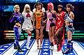 Tekken cosplay models at E3 2012 (7350560574).jpg