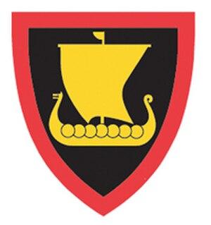Telemark Battalion - Image: Telemark battalion insignia