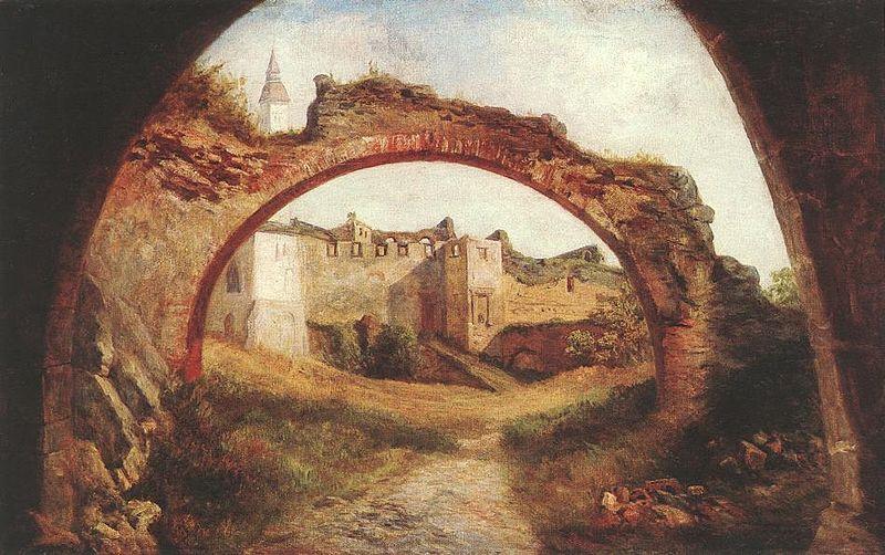 File:Telepy Gate of the Güssing Fortress c. 1889.jpg