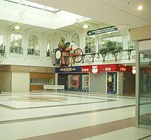 Telford Shopping Centre Map Telford Shopping Centre   Wikipedia Telford Shopping Centre Map