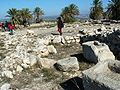 Tell Megiddo - 2005 Stables-2.JPG