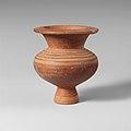 Terracotta lydion (perfume jar) MET DP141207.jpg