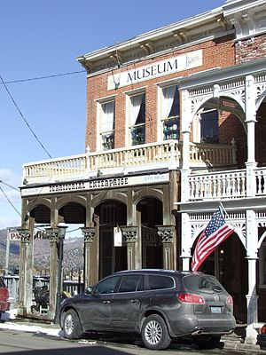 Territorial Enterprise - Territorial Enterprise building, Virginia City, NV