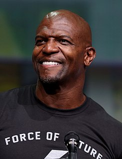 Terry Crews American actor and former football player
