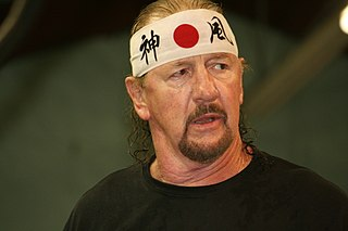 Terry Funk American professional wrestler and actor
