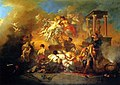 Terwesten Augustin The Sacrifice of Iphigenia Grand Peterhof Palace 1690.jpg