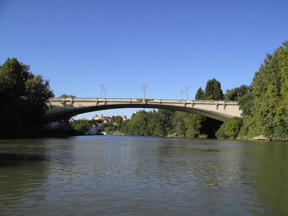 Ponte del Risorgimento...